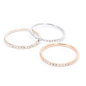 レディース 指輪 リング シンプル 可愛い 綺麗 エレガント...