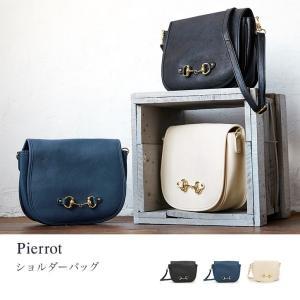 バッグ/ショルダー/フラップ/フェイクレザー/鞄/カバン/合皮/シンプル/無地/F/フリーサイズ|pierrot-webshop