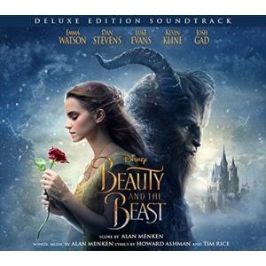 (おまけ付) BEAUTY AND THE BEAST 美女と野獣 (DLX) / O.S.T. サウンドトラック サントラ(輸入盤) (CD) 0050087358198-JPT|pigeon-cd