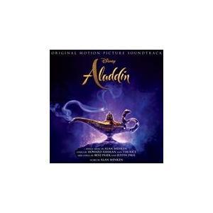 2019.05.24現地発売 ALADDIN アラジン (実写版) / O.S.T. サウンドトラック サントラ(輸入盤) (CD) 0050087416478-JPT|pigeon-cd