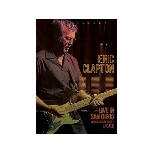 LIVE IN SAN DIEGO (WITH JJ CALE) / ERIC CLAPTON エリック・クラプトン(輸入盤) (DVD) 0075993996692-JPT pigeon-cd