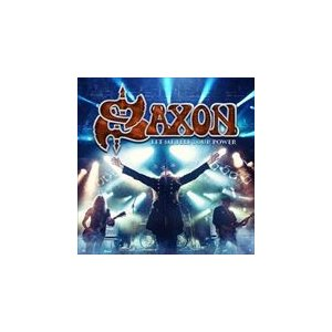 LET ME FEEL YOUR POWER / SAXON サクソン(輸入盤) (BLU-RAY+2CD) 0190296990304-JPT pigeon-cd