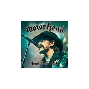 CLEAN YOUR CLOCK / MOTORHEAD モーターヘッド(輸入盤) (DVD+CD) 0190296997082-JPT pigeon-cd