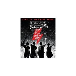 HOW DID WE END UP HERE ? 5 SECONDS OF SUMMER LIVE AT WEMBLEY ARENA / 5 SECONDS OF SUMMER (輸入盤) (BLU-RAY) 0602547567543-JPT pigeon-cd
