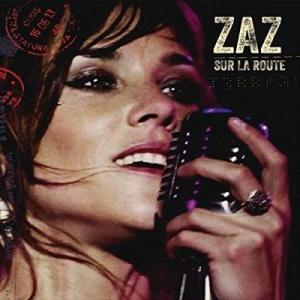 SUR LA ROUTE! / ZAZ ザーズ(輸入盤) (BLU-RAY) 0825646974726-JPT pigeon-cd
