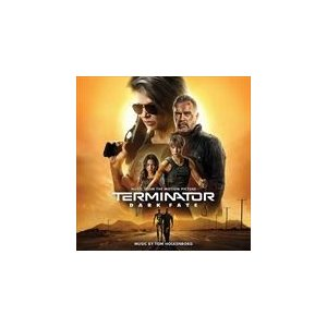 (おまけ付)TERMINATOR : DARK FATE (LTD) ターミネーター ニュー・フェイト / O.S.T. サウンドトラック サントラ(輸入盤) (CD) 0826924152225-JPT