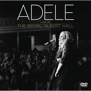 LIVE AT THE ROYAL ALBERT HALL / ADELE アデル(輸入盤) (DVD+CD) 0886919044690-JPT|pigeon-cd