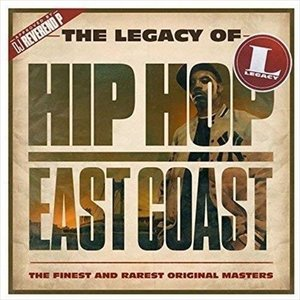 LEGACY OF HIP-HOP EAST COAST / VARIOUS ヴァリアス(輸入盤) (3CD) 0888751984226-JPT|pigeon-cd