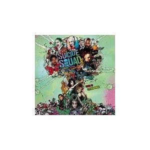 SUICIDE SQUAD (SCORE) / O.S.T. サウンドトラック(輸入盤) (CD) 0889853626328-JPT|pigeon-cd