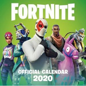 2019/12/07発売予定! フォートナイト 2020年カレンダー 20CL-0136
