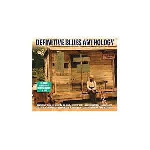ブルース・アンソロジー/オムニバス 輸入盤 3枚組BLUES (CD) 3CD-001|pigeon-cd