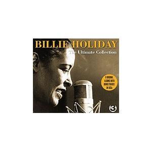 アルティメット・コレクション/ビリー・ホリデイ 輸入盤 3枚組JAZZ (CD) 3CD-002 ★約56%OFF!豪華3枚組・全61曲収録!★|pigeon-cd