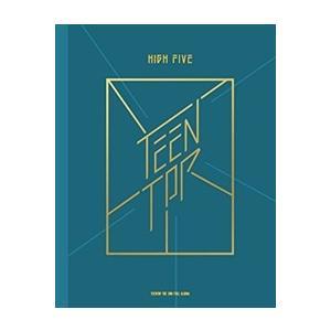 (おまけ付)2ND ALBUM : HIGH FIVE (A:ONSTAGE VER.) / TEENTOP ティーントップ(輸入盤) (CD) 8804775079573-JPT|pigeon-cd
