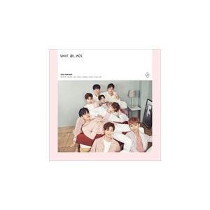(おまけ付)1ST SINGLE : STEAL YOUR HEART (A. VER) / UNIT BLACK ユニット・ブラック(輸入盤) (CD) 8809534463785-JPT|pigeon-cd