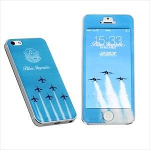 航空自衛隊 ブルーインパルス 2 iPhoneSE/5/5S用 デザインプロテクター a-0002-SR|pigeon-cd