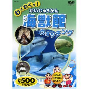 わくわくっ!海獣館(かいじゅうかん)ウォッチング (DVD) KID-1402(42N)|pigeon-cd