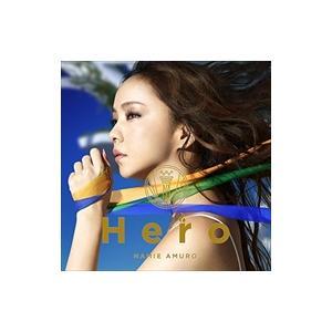 (おまけ付)Hero (NHKリオオリンピック放送テーマソング) / 安室奈美恵 (SingleCD+DVD) AVCN-99035-SK|pigeon-cd