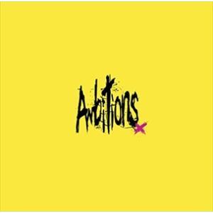 (おまけ付)AMBITIONS (初回限定盤) / ONE OK ROCK (CD+DVD) AZZS-56-SK|pigeon-cd