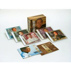 北島三郎スペシャルBOX / 函館の女 風雪ながれ旅 なみだ船 夫婦一生 (CD5枚組) CRCN-50141-5-JP|pigeon-cd
