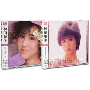 松田聖子 ヒットコレクション VOL.1-VOL.2 /  (2CD) DQCL-5101-5102|pigeon-cd