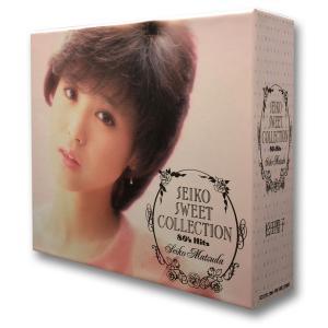 松田聖子〜聖子スイートコレクション〜80'sヒッツ CD5枚組 DYCL-1886-JP|pigeon-cd