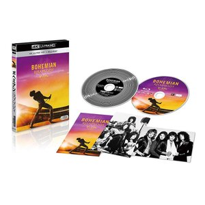 2019.04.17発売 ボヘミアン・ラプソディ (4KUHD+Blu-ray)BOHEMIAN RHAPSODY / ラミ・マレック FXHA87402-HPM|pigeon-cd