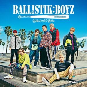 (おまけ付)BALLISTIK BOYZ / BALLISTIK BOYZ from EXILE TRIBE バリスティックボーイズ (CD) RZCD86850-SK|pigeon-cd