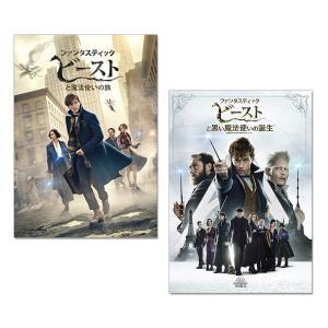 ファンタスティック・ビーストシリーズ 2枚セット (DVD) SET-107-Fantastic2-HPM|pigeon-cd