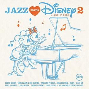(おまけ付)ジャズ・ラヴズ・ディズニー 2 −ア・カインド・オブ・マジック− / (V.A.) (CD) UCCM-1242-SK|pigeon-cd