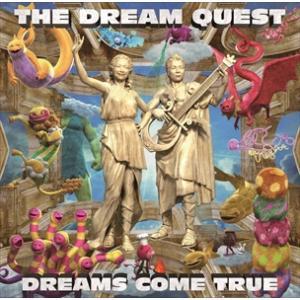 (おまけ付)THE DREAM QUEST / DREAMS COME TRUE ドリームズ カム トゥルー ドリカム (CD) UMCK-1818-SK