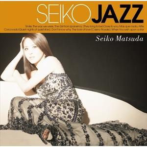 (おまけ付)SEIKO JAZZ(通常盤) / SEIKO MATSUDA 松田聖子 (CD) UPCH-20446-SK|pigeon-cd