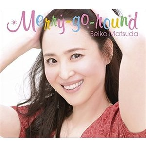 (おまけ付)Merry-go-round(初回限定盤B) / 松田聖子 (CD) UPCH-29300-SK|pigeon-cd