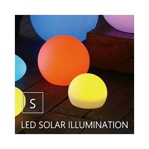 即出荷 インテリアライト 照明 ソーラー ライト 充電 おしゃれ LEDソーラーイルミネーションライト リモコン付き ラウンド Sサイズ SRLK1010 スパイス|piglet