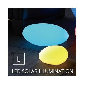 即出荷 インテリアライト 照明 ソーラー ライト 充電 おしゃれ  LEDソーラーイルミネーションライト リモコン付き ストーン Lサイズ SRLK1050 スパイス SPICE|piglet