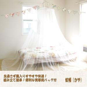 即出荷 蚊帳 ベッド デンク熱対策|piglet