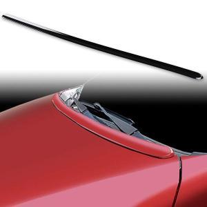 適用車種:Nissan Serena 5代目 C27型 2016-2019年用空力モールのボンネット...