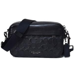 クラッチバッグとして、又はショルダーバッグとしても使える2WAY仕様の珍しいコーチのメンズバッグ!コ...