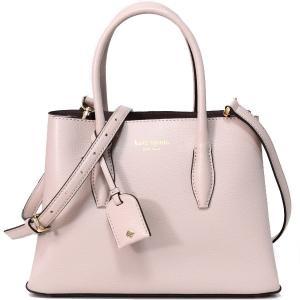 本場アメリカで直入荷したケイトスペードのシンプルなハンドバッグです!マットな質感のレザーにフロントの...