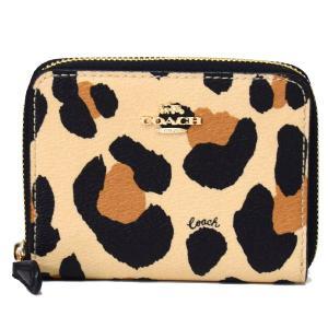 本場アメリカで直入荷したレオパード柄が可愛いお財布です!ヒョウ柄の中にも小さくさり気なくCOACHの...