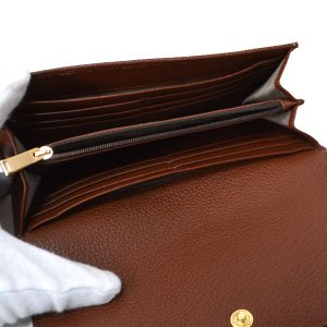 フルラ 財布 FURLA レザー スリム 二つ折り 長財布 ブラウン 914324|pike-st|04