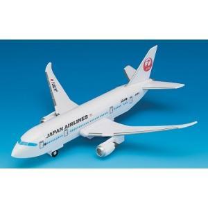 JAL日本航空グッズ商品 プルバックブロックJAL鶴丸|pilothousefs-cima