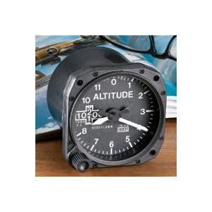 高度計型置時計|pilothousefs-cima
