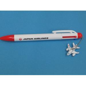 JAL日本航空グッズ商品 3色ボールペンJAL鶴丸|pilothousefs-cima