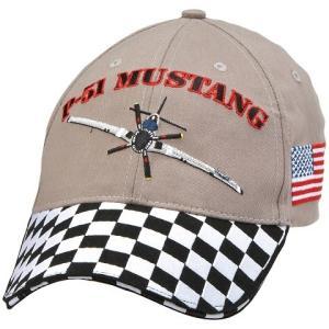 P-51 Mustang Cap pilothousefs-cima