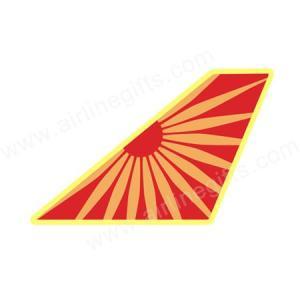 尾翼ピン インディア航空 pilothousefs-cima