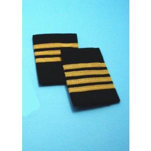 パイロット肩章 (ふたつ一組) pilothousefs-cima