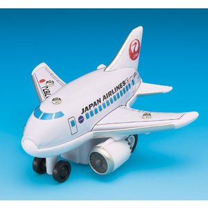 JAL日本航空グッズ商品 ミニプルバッグJAL鶴丸|pilothousefs-cima