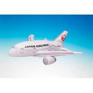 JAL日本航空グッズ商品 ビニールプレーンJAL鶴丸(全長約550ミリ)|pilothousefs-cima