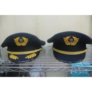 A-Typeパイロット制帽(A型・キャプテン用) ※画面左側 pilothousefs-cima