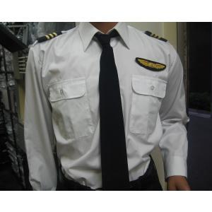 パイロット用品 A-Typeパイロットシャツ(長袖・A型タイプ) pilothousefs-cima